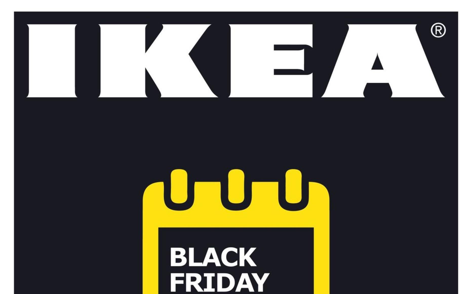 übersicht Mit Allen Ikea Angeboten Zum Black Friday 2019