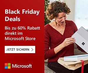 Microsoft Black Friday