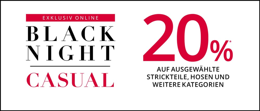 c581dd36ac43 Die Übersicht aller Peek & Cloppenburg Black Friday Deals