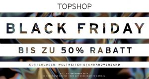 Topshop Black Friday