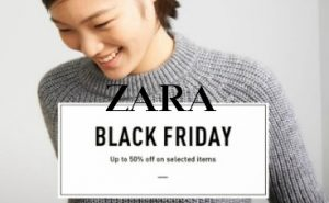Zara Black Friday