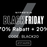 myprotein.at Black Friday